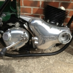 Commando Fastback restoration RM Motorcycles Beverley